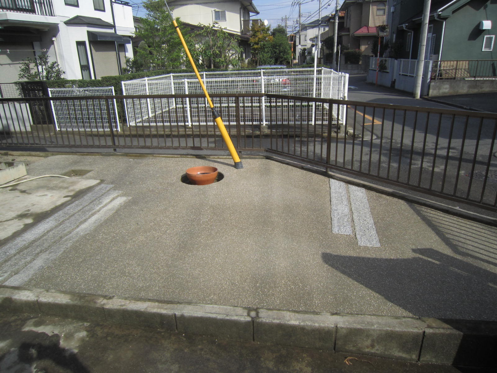 草むしりしない庭 埼玉県(所沢市)-4