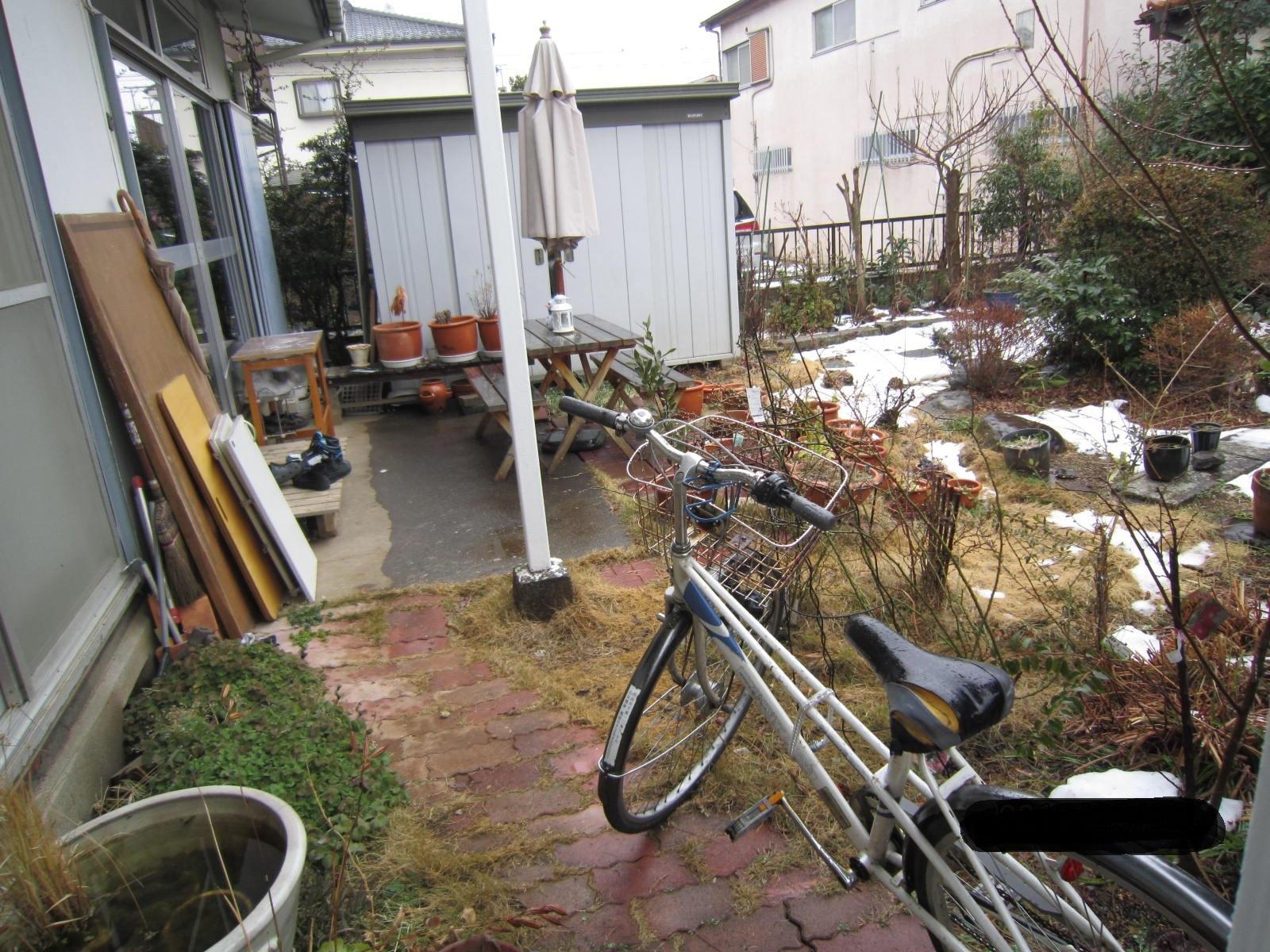バリアフリーの 皆さんが集える庭 埼玉県(所沢市)-4