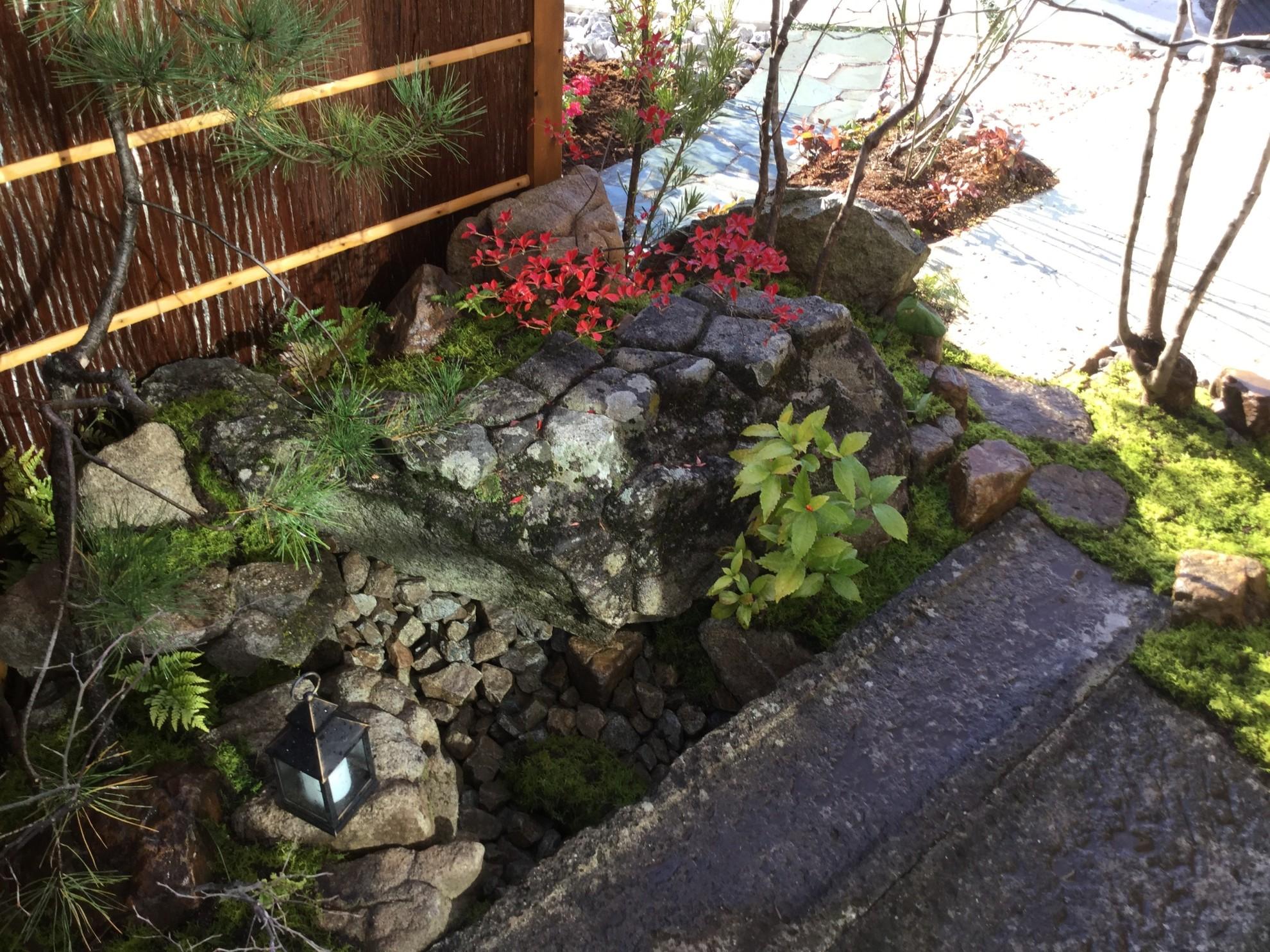 市中山居~苔と枯泉の庭~ 埼玉県(富士見市)-10