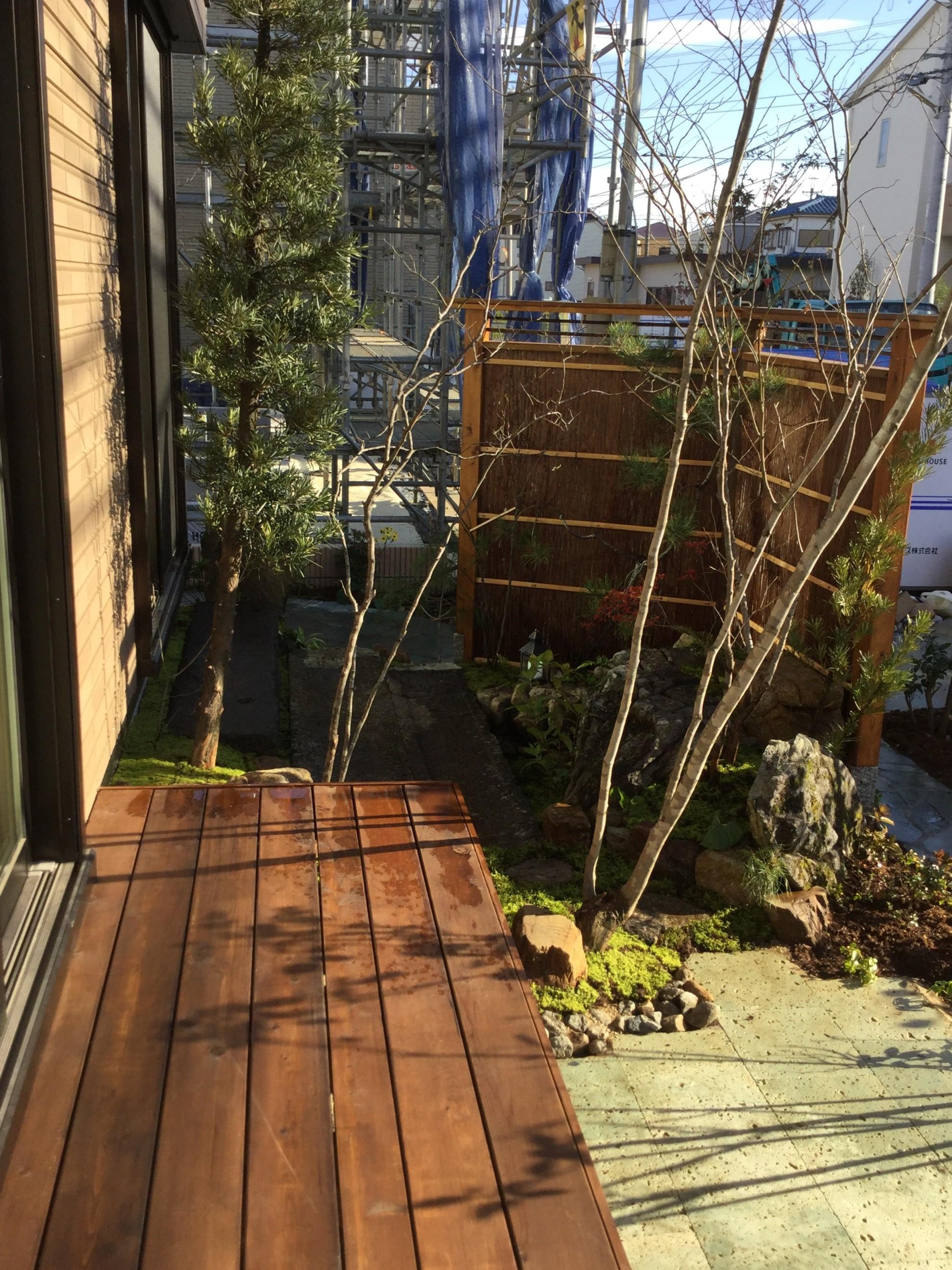 市中山居~苔と枯泉の庭~ 埼玉県(富士見市)-8