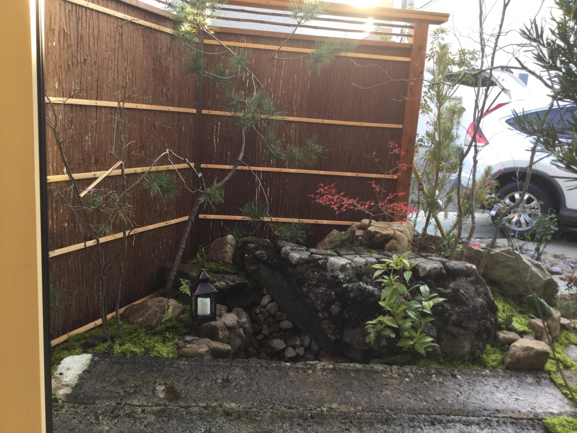 市中山居~苔と枯泉の庭~ 埼玉県(富士見市)-9