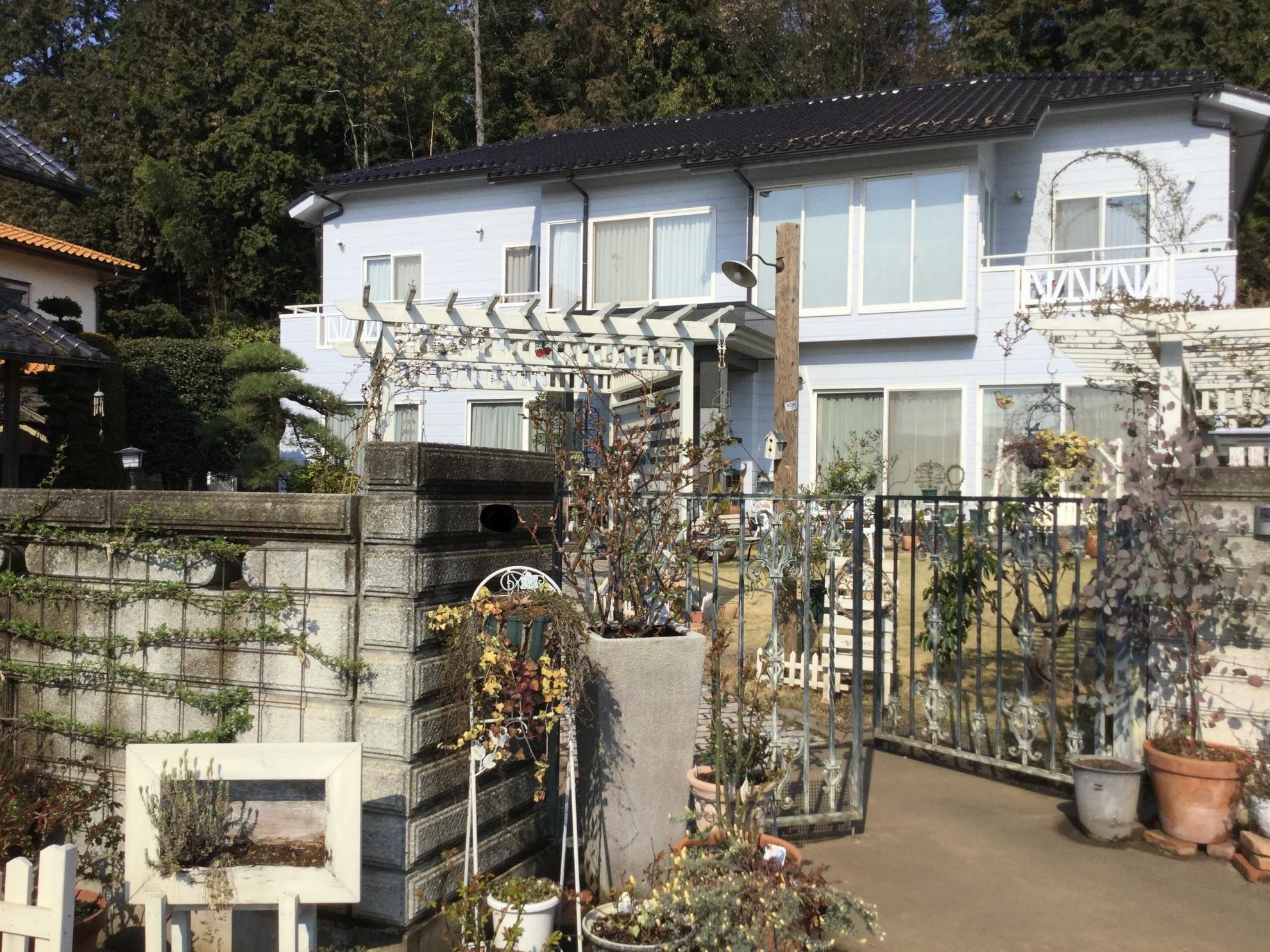 バラ蔵の庭1 埼玉県(狭山市)-2