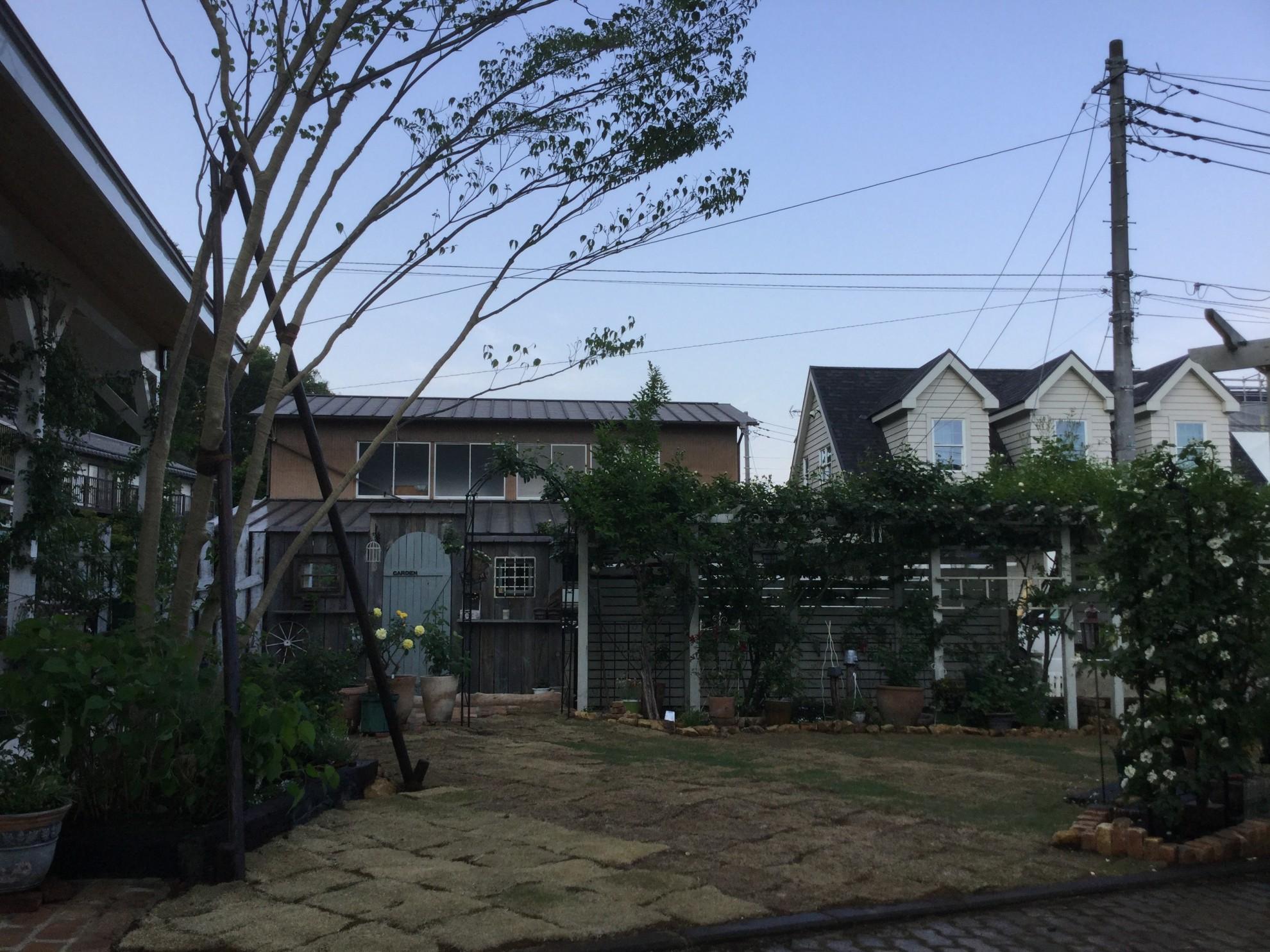 バラ蔵の庭2 埼玉県(狭山市)-12