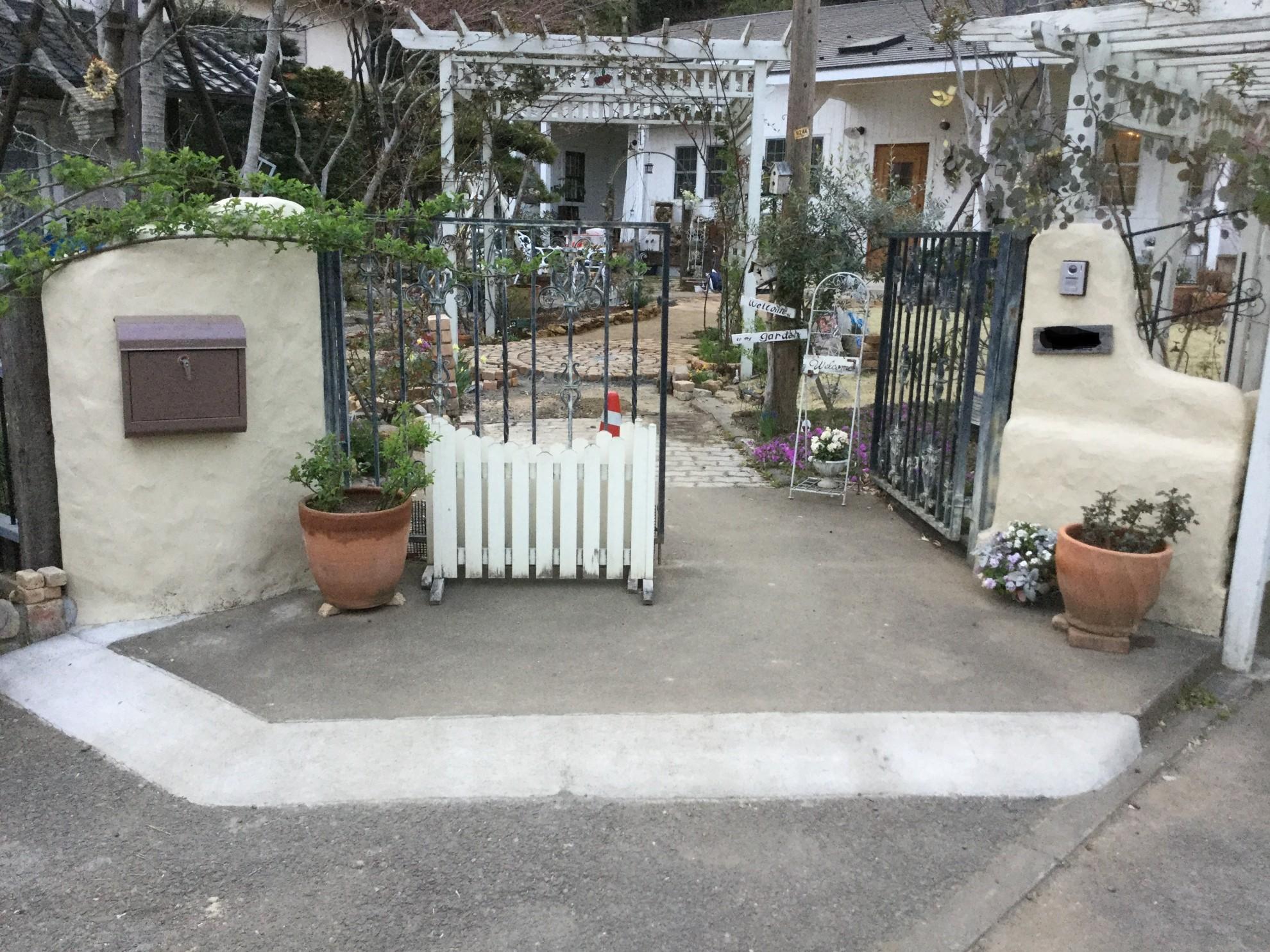バラ蔵の庭1 埼玉県(狭山市)-3