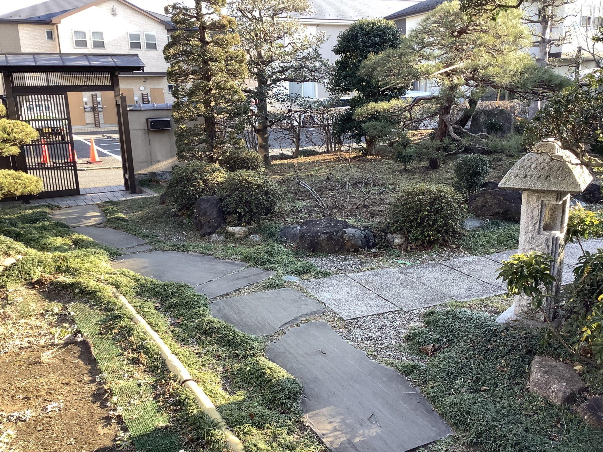 枯山水の庭 リガーデン 埼玉県(狭山市)-8