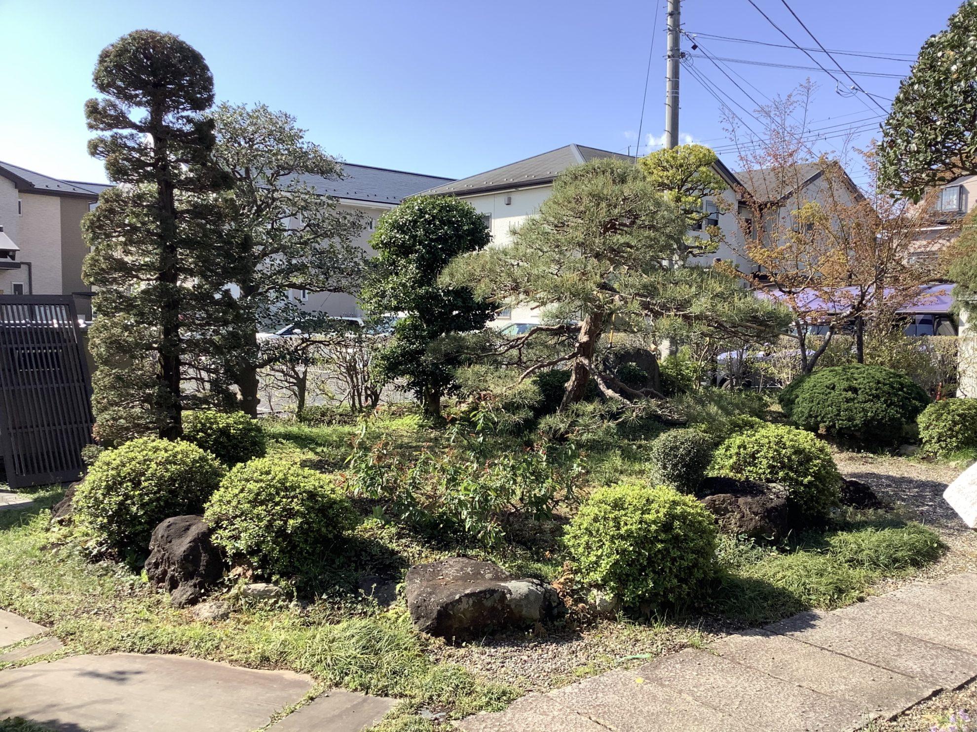 枯山水の庭 リガーデン 埼玉県(狭山市)-2