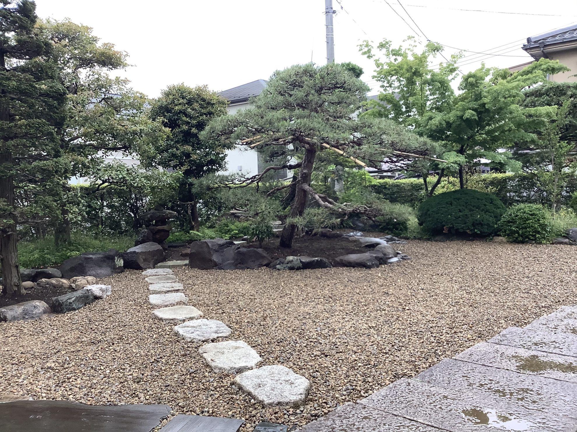 枯山水の庭 リガーデン 埼玉県(狭山市)-4