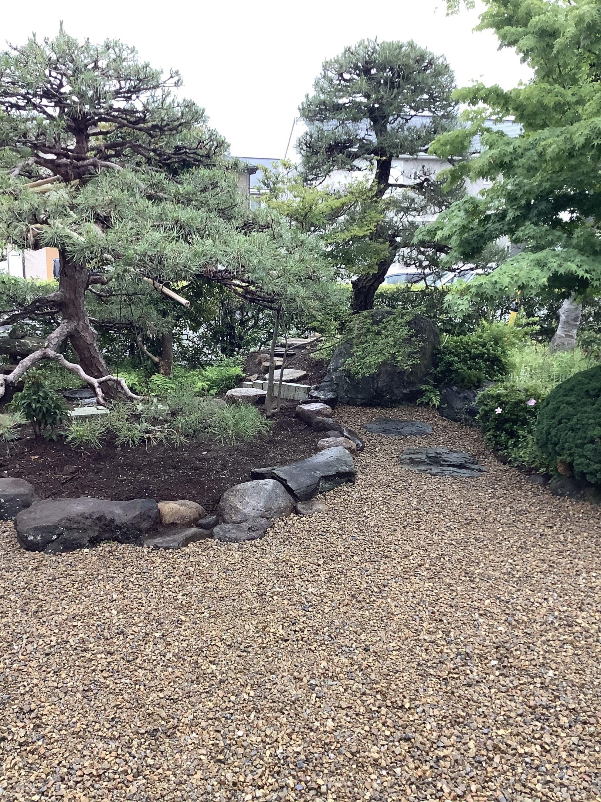 枯山水の庭 リガーデン 埼玉県(狭山市)-5