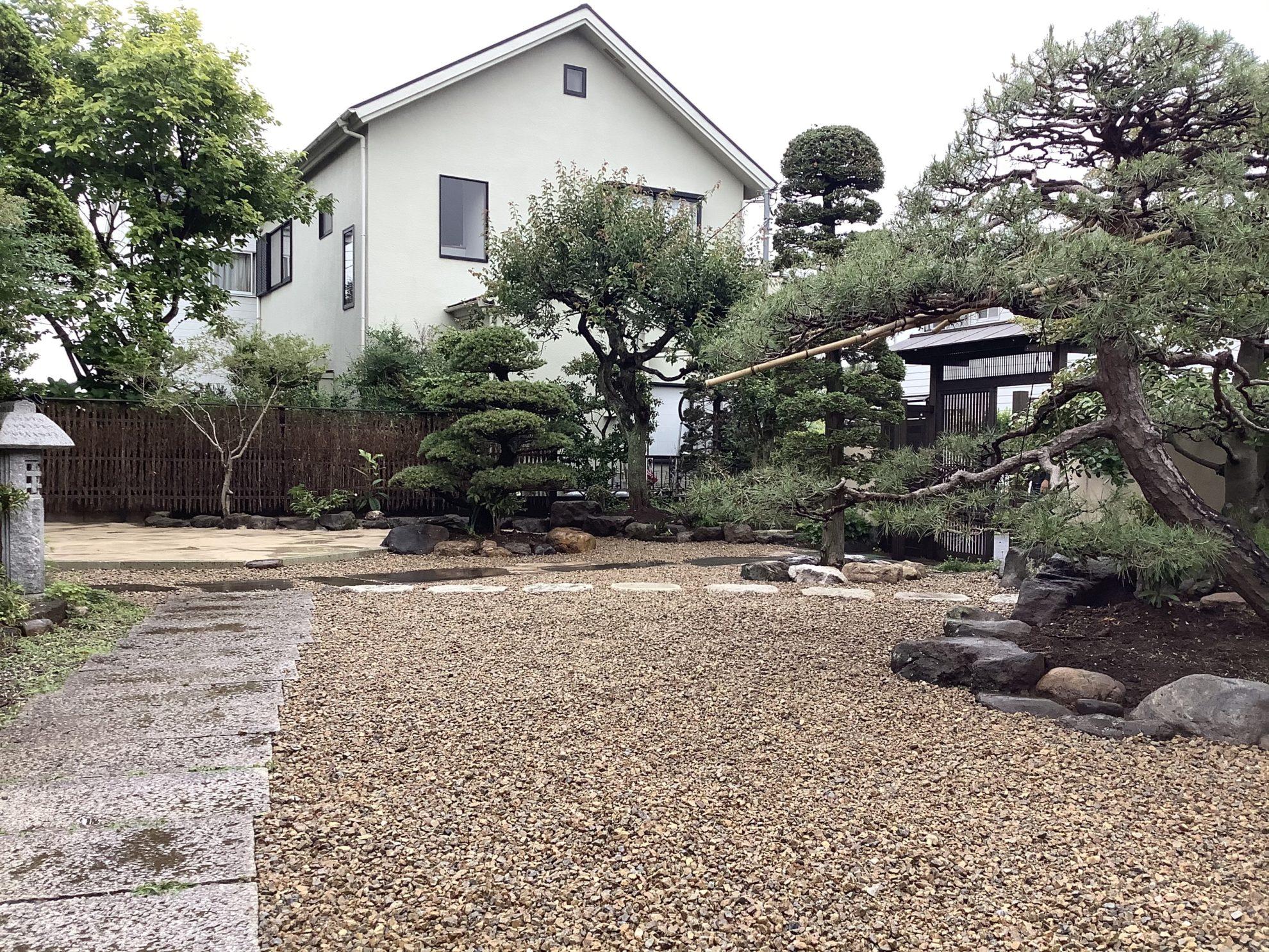 枯山水の庭 リガーデン 埼玉県(狭山市)-12