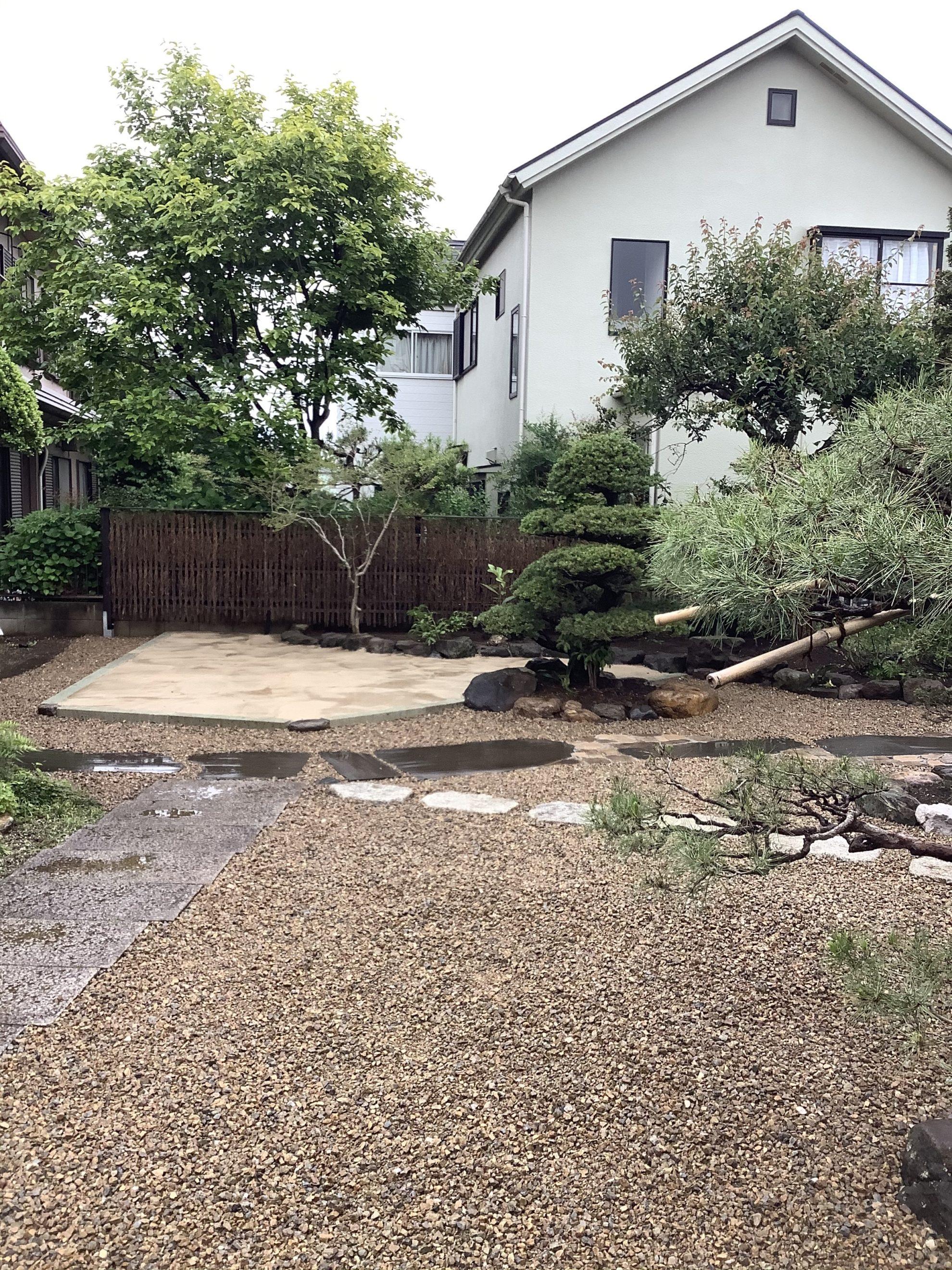枯山水の庭 リガーデン 埼玉県(狭山市)-11