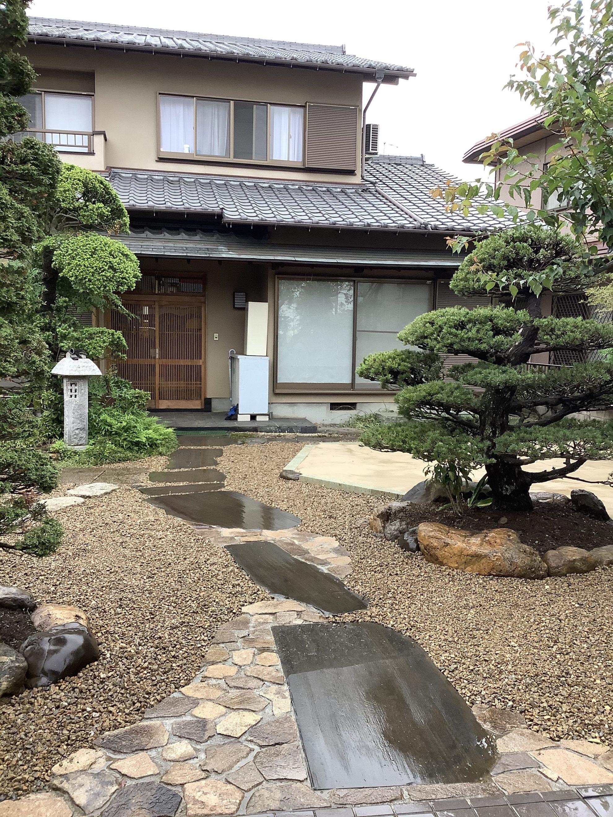 枯山水の庭 リガーデン 埼玉県(狭山市)-9